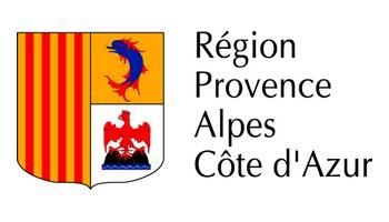 Logo Région Provence Alpes Côte d'Azur
