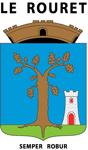 Mairie Le Rouret Logo