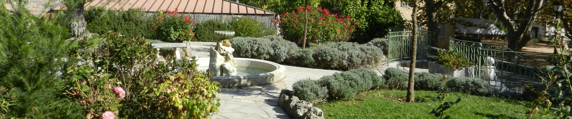 Bandeau Jardins Le Rouret