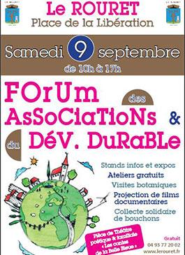 Forum des Associations et du Développement Durable 2017