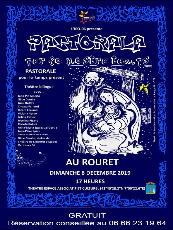 Pastorala – Dimanche 8 Décembre 2019